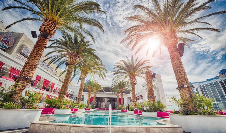 Hotele kasynowe w Las Vegas z unikalnymi basenami